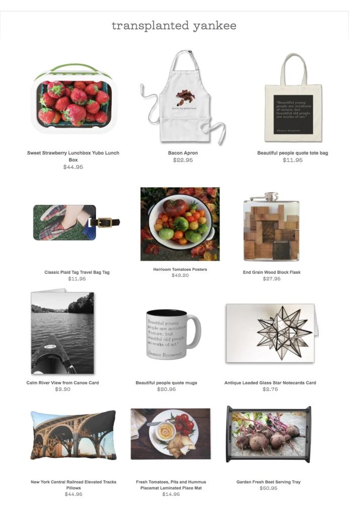 zazzle items