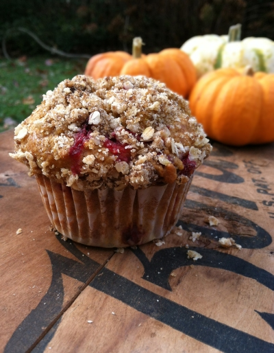 pumpkin-cranberry muffin4